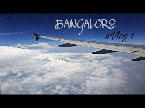 GUWAHATI to BANGALORE #Vlog 1 *Drone shots* Kempegowda Int. Airport, Bangaluru