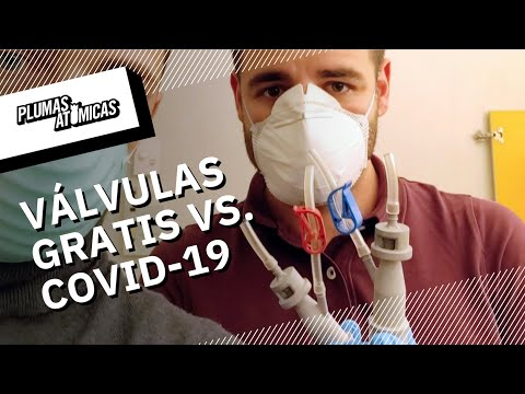 Los demandan por ayudar contra coronavirus | Imprimen válvulas en Italia y fábrica amenaza