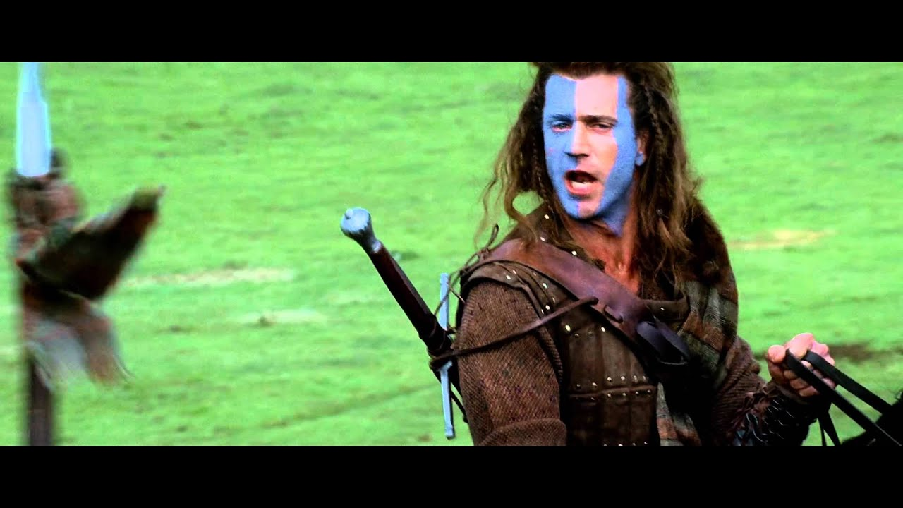 Discurso William Wallace Español Braveheart 1995 M 1080p Hd Y Dts Youtube