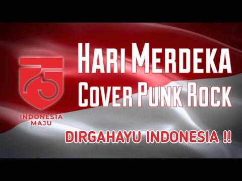 Hari Merdeka (17 Agustus) Cover Punk Rock FL Studio