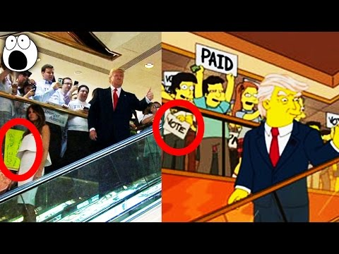 Thumbnail: Top 10 Shockingly Accurate Cartoon Predictions