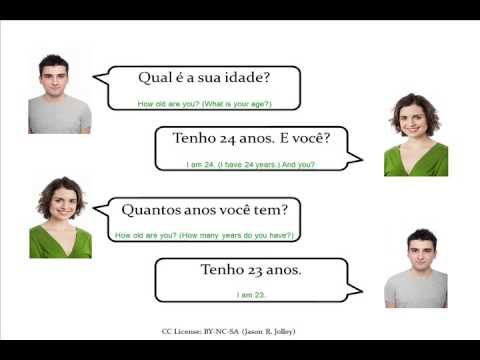 Jump Start Brazilian Portuguese - Lesson 2 - Greetings, Farewells, and Courtesy Expression