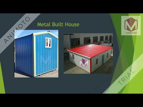 Prefabricated Houses? Prefab Types? Prefab Key Features?