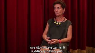 Ruth Beckermann, redateljica filma Odsanjani // 63.PFF