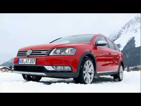 VW Passat Alltrack - HD - English