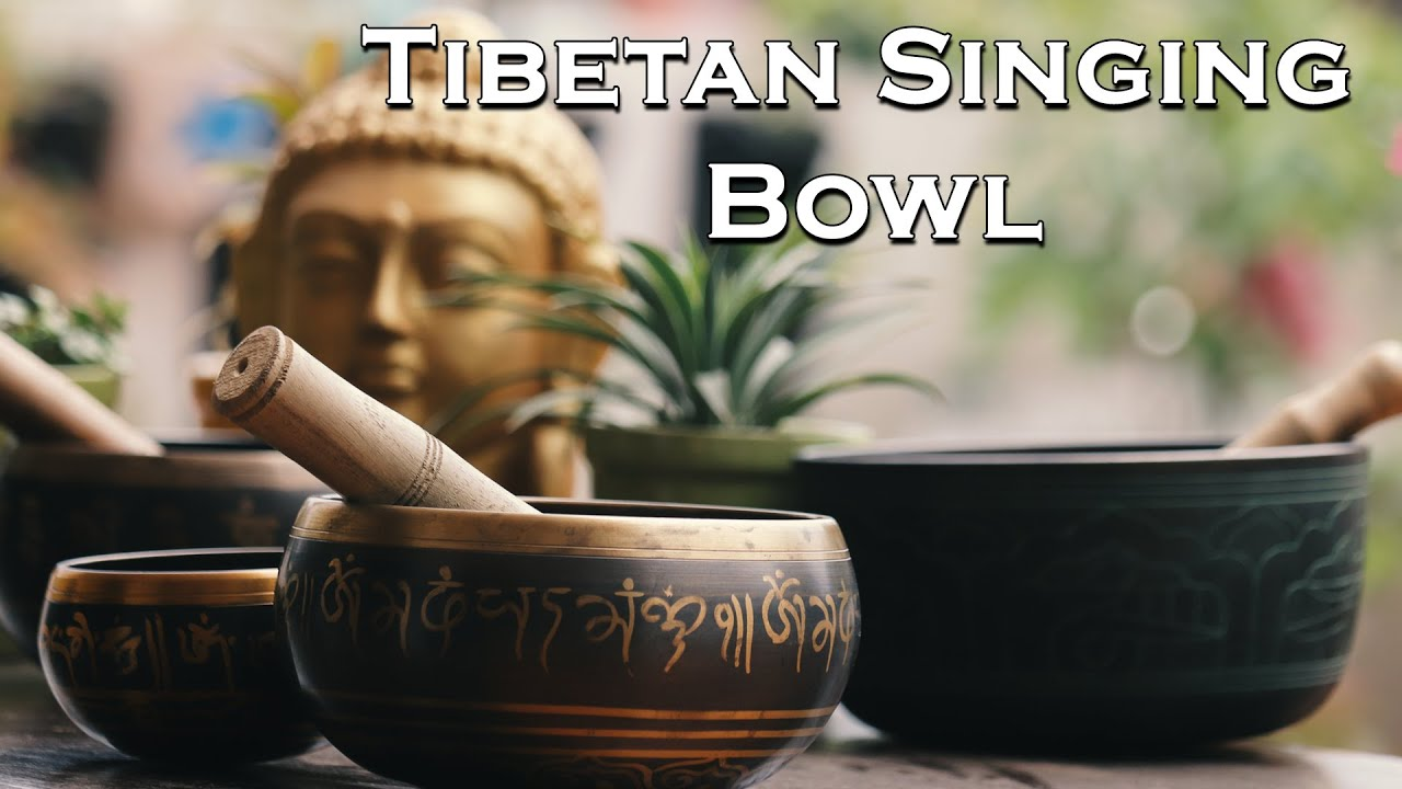 Tibetan Singing Bowl Healing Music | Meditation | Relieve Anxiety And Stress | Remove Negativity