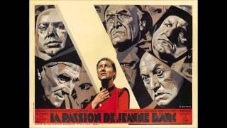 La Passion de Jeanne d'Arc (1928) / Voices Of Light - Soundtrack