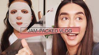 Jam-Packed Vlog: Lashes, Secret Cinema and Nimbus.