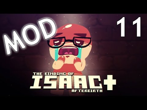 Afterbirth+ Mod Spotlight! - Episode 11 - Exploding Head Syndrome!