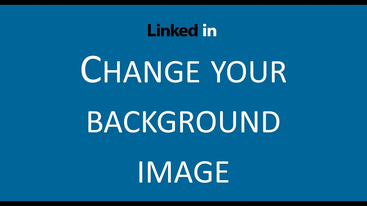 linkedin background photos