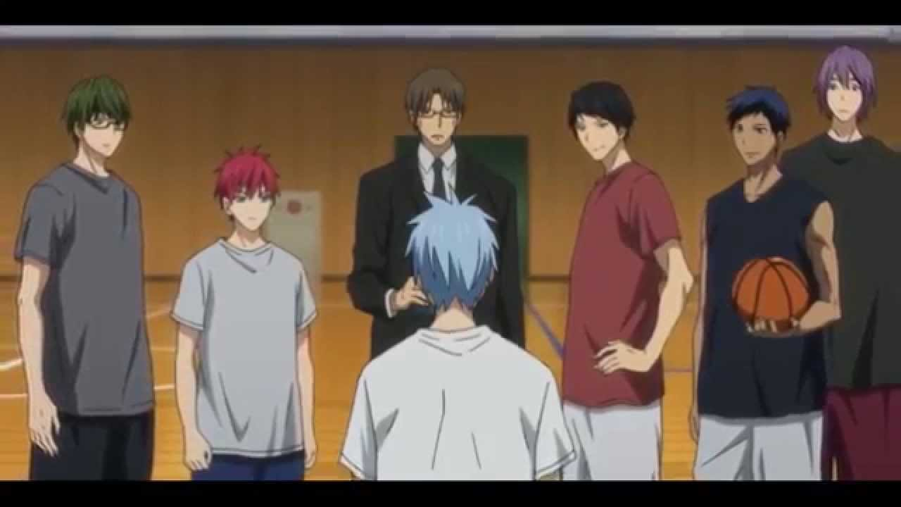 Kuroko's Basketball Season 2 Episode 4 - M4uFree
