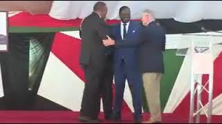 Kenyan politics.... Team tangatanga