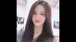 190912 구구단 gugudan 샐리 SALLY 刘些宁 's Chuseok Greeting