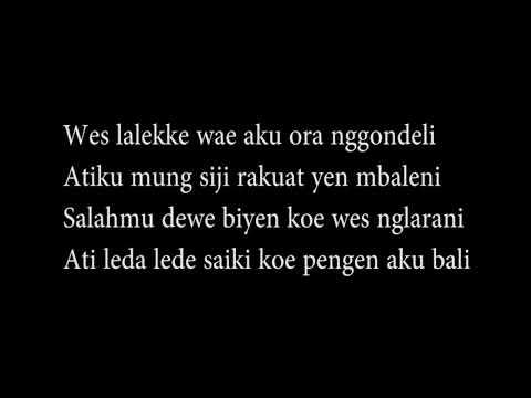 Nella kharisma-Leda lede lirik