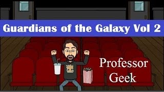 Guardians of the Galaxy Vol 2 Reaction and Analysis
