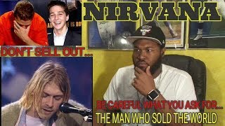 FIRST TIME HEARING | Nirvana - The Man Who Sold The World -REACTION