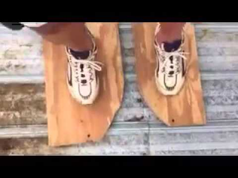 Roof Shoes