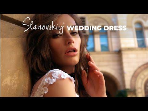 Slanovskiy Wedding Dresses Collection 2019. Dress 2.