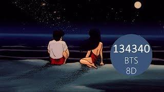BTS (방탄소년단) - 134340 (PLUTO) [8D USE HEADPHONE] 🎧