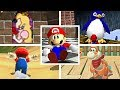 Evolution Of SUPER SLIDES In 3D Mario Games (1996-2017)