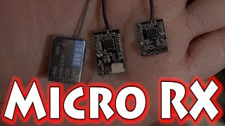 Micro Drone Receivers for Turnigy Evolution 📡🚩