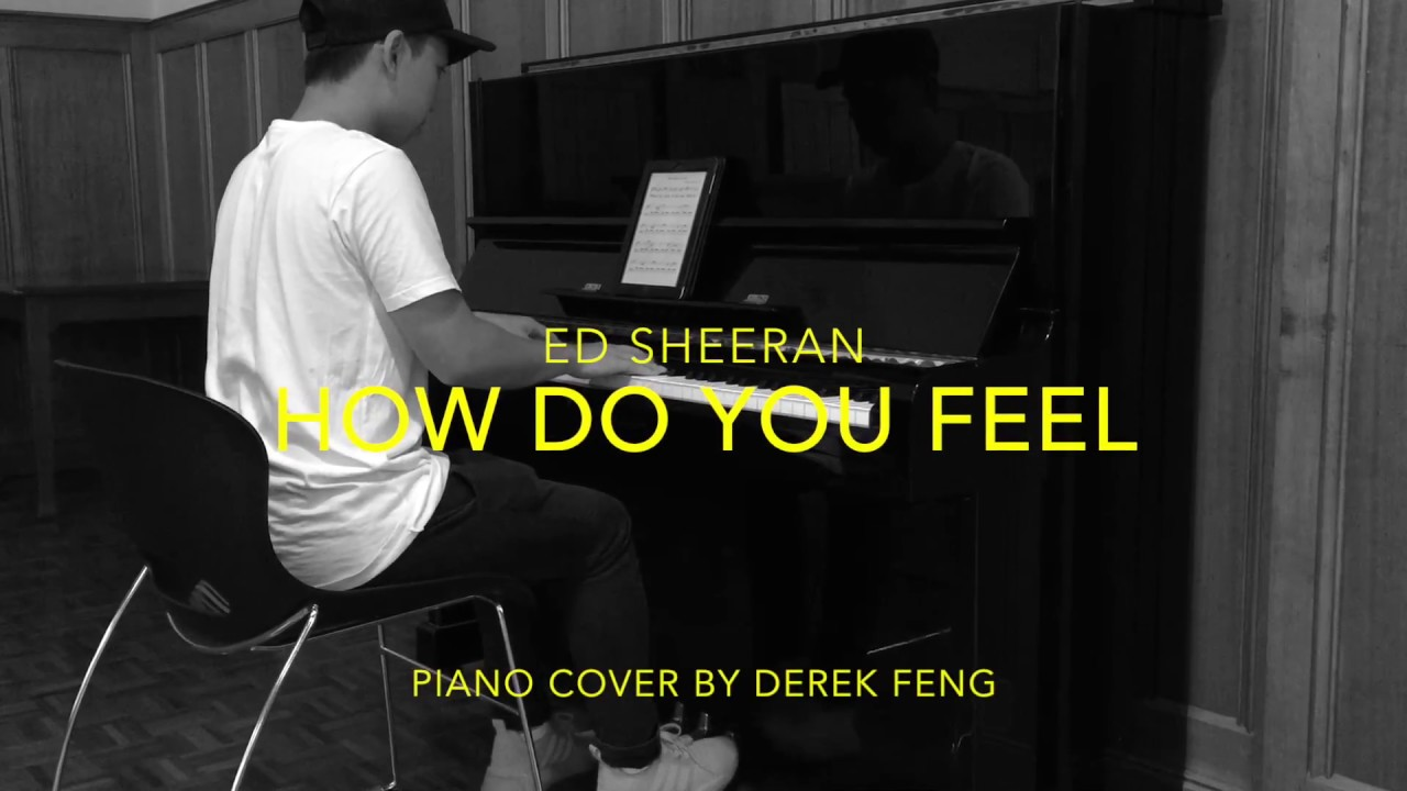 How Would You Feel (Piano Cover With Sheet