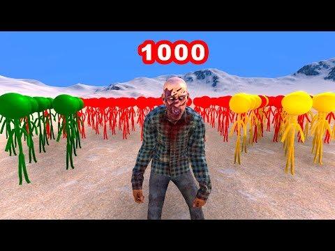 ZOMBİK VS 10.000 LOLİPOP 😱 - Süper Kahramanlar