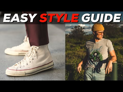 HOW TO STYLE CONVERSE | Parker York Smith