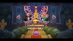 PIGGY RICHES MEGAWAYS (NETENT/RED TIGER) ONLINE SLOT
