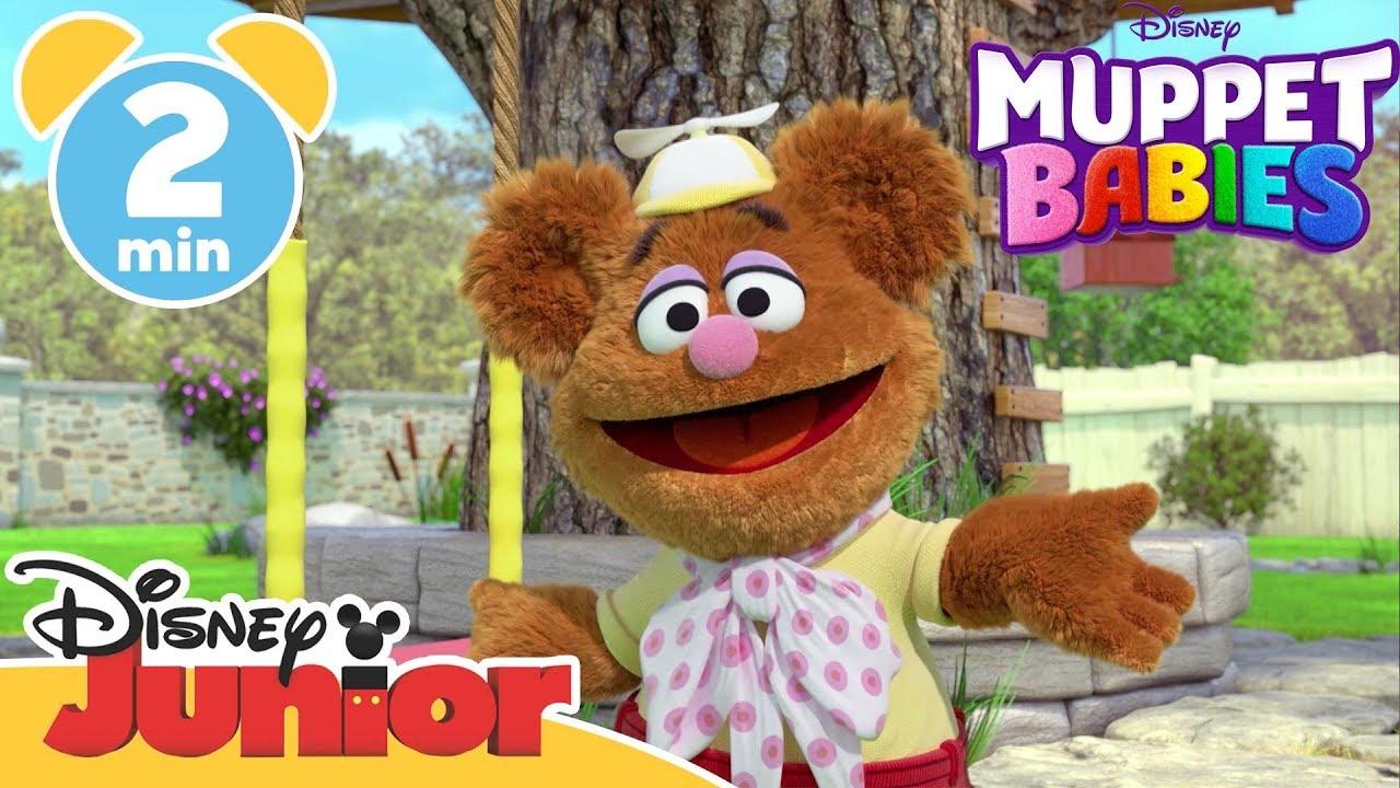 Vintages Muppet Babies Baby Fozzie by SBVintageAndDesign ...  Muppet Babies Fozzie