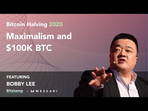 Halving 2020: Bobby Lee On Bitcoin In China & $100K BTC