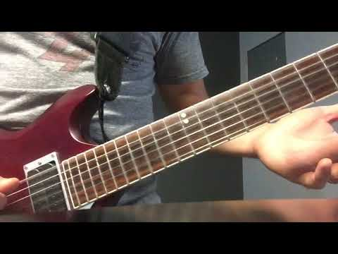 Come Together by Gary Clark Jr Guitar Lesson