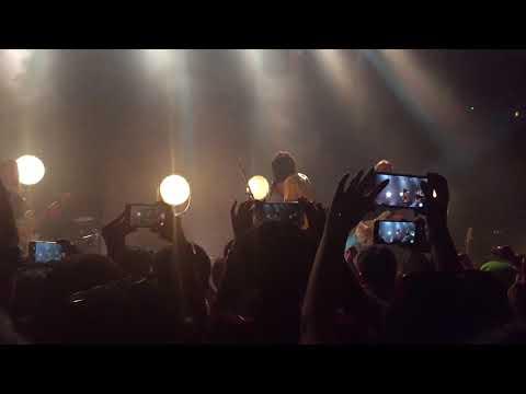 Daniel Caesar - Neu Roses (FREUDIAN WORLD TOUR) Singapore 13/03/2018