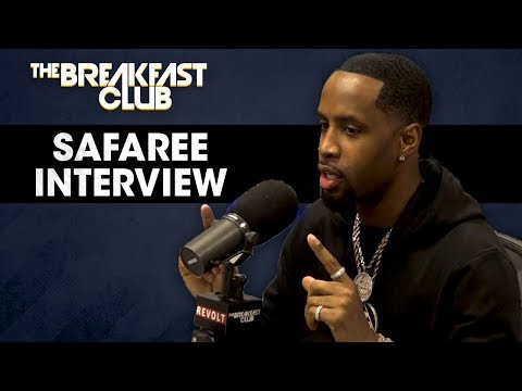 Safaree Talks About His Recent Exposure, New Music + More