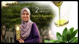 Iklan Pati Minyak Zaitun Olive House