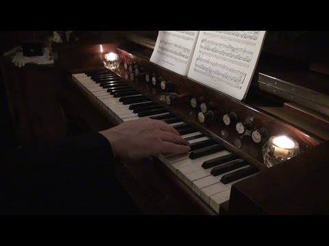Ave Maria (Schubert) - Debain Harmonium/Dominion Reed Organ Duet