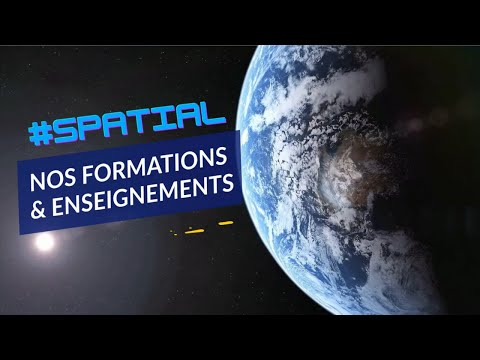 Formations : mention spatiale à l'ISAE-SUPAERO !