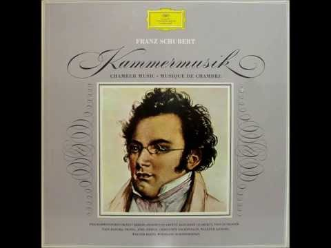 Schubert: Chamber Music (DG 8 LP Box Set) - LP 5 - Piano Trio in E-flat major D. 929