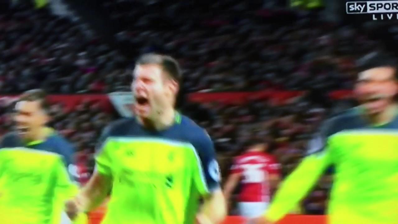 Download James Milner Penalty (Liverpool Vs Man United) 15/1/17