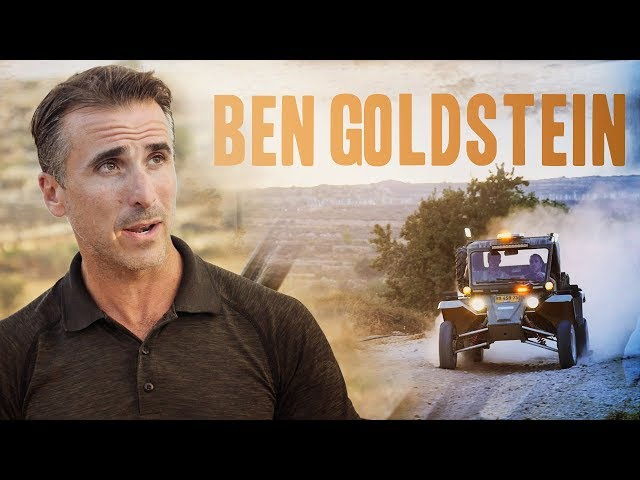 Ben Goldstein | The Joshua and Caleb Report