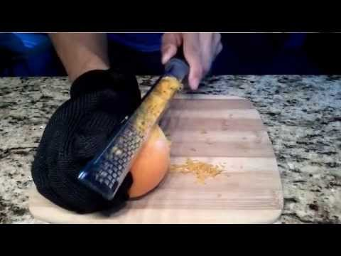 Chef Trusted Microplane Zester Grater Review