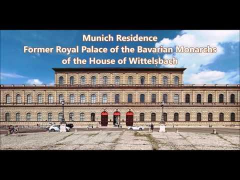 2015 02 21 MUNICH ResidenceResidenzFormerRoyalPalace CB S FILMZzz