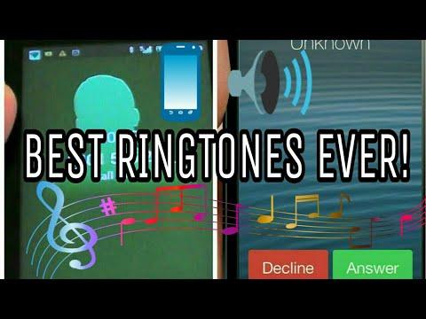 Top 3: Evergreen Ringtones!