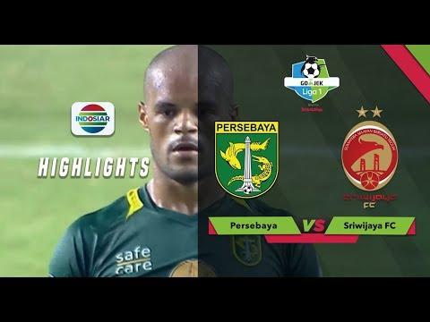 Penalti David da Silva Gagal Menambah Skor Persebaya | Go-Jek Liga 1 bersama Bukalapak