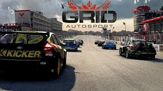GRID Autosport Quality Mode Nintendo Switch Gameplay
