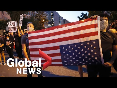 George Floyd Protests: Demonstrations Around The World, The Impassioned Pleas For Change