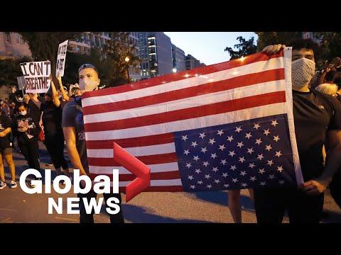 George Floyd protests: