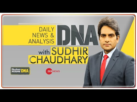 DNA Live | Sudhir Chaudhary Show | India Coronavirus Cases | COVID-19 | DNA Full Episode |Hindi News