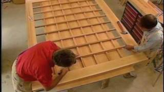 Bob Vila demonstrates how to build a trellis. For more how to