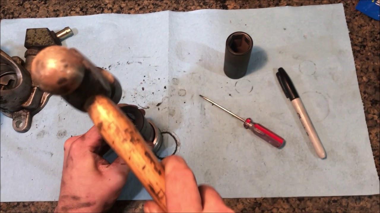 hight resolution of dodge cummins vacuum pump rebuild